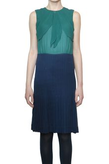 Tory Burch Cecilia Silk Dress - Lyst