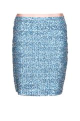 By Malene Birger Soave Sequined Skirt