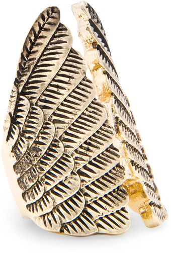Mango Wings Ring - Lyst