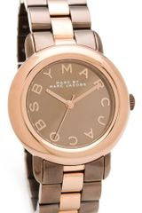 Marc By Marc Jacobs Marci Mirror Two Tone Watch - Lyst