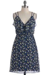 ModCloth Posy Up with Me Dress - Lyst