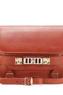 Proenza Schouler Ps11 Classic Leather Shoulder Bag - Lyst