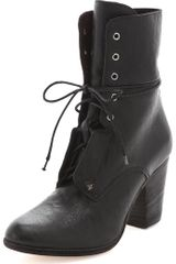 Rag & Bone Deacon Boots in Black - Lyst