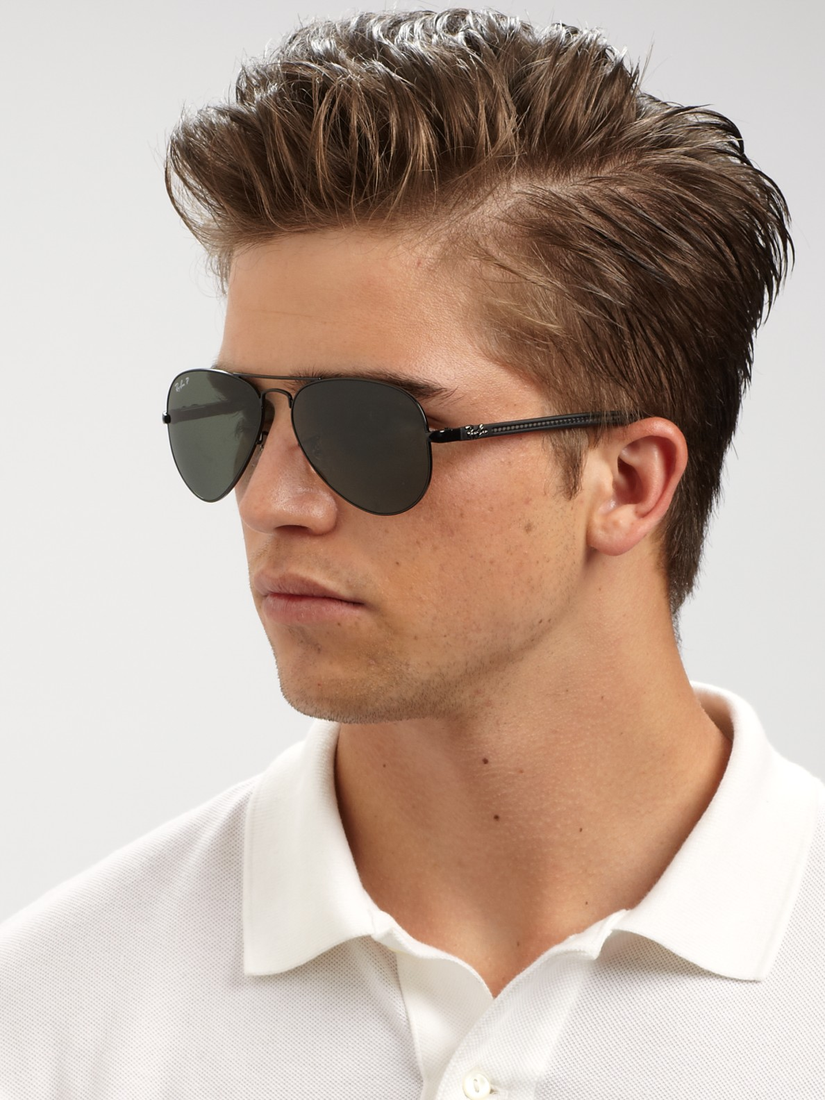 ray ban aviators mens 357u  ray ban aviator black men
