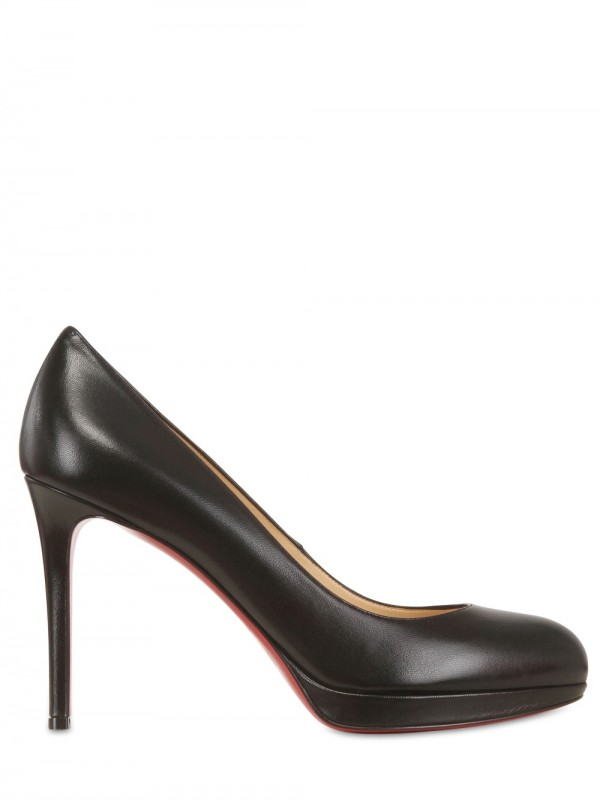 christian louboutin new simple pump 100mm