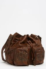 Frye Brooke Drawstring Shoulder Bag - Lyst