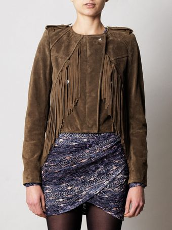 Isabel Marant Esther Jacket - Lyst