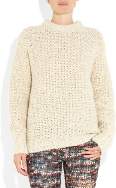 Oversized Knit Sweater Forever 21