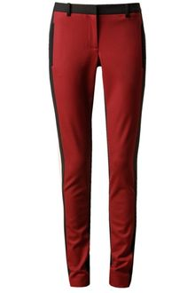 Jason Wu Two Tone Virgin Wool Trousers - Lyst