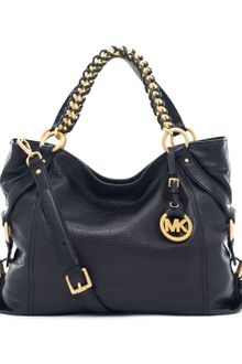 Michael by Michael Kors Tristan Large Shoulder Tote - Lyst
