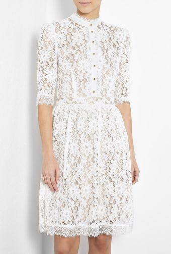 Alice By Temperley Kitty Lace Dress - Lyst