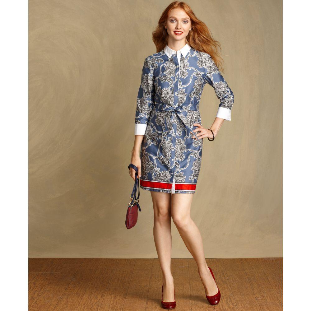 4d6510275ad Macys Tommy Hilfiger Womens Clothing