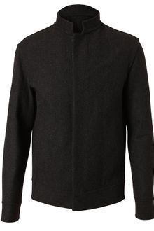 Balenciaga Reversible Tailored Wool Jacket - Lyst