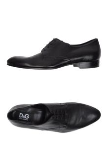 D&G Laced Shoes - Lyst