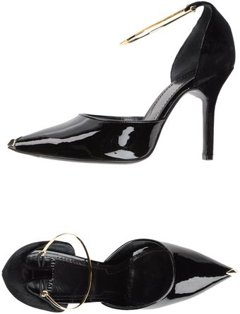 Givenchy Closed Toe Slipons - Lyst