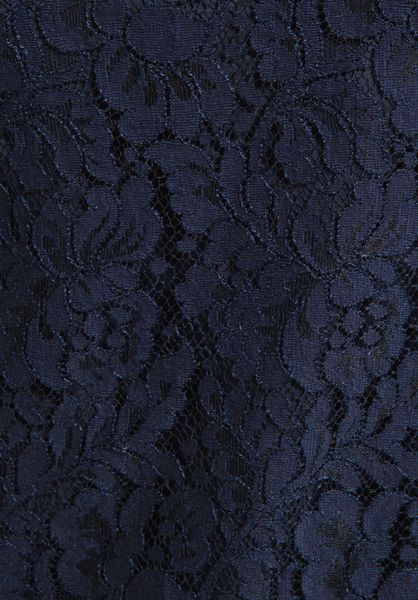 Shoshanna Dresses Navy Lace Patricia Gallery View Fullscreen