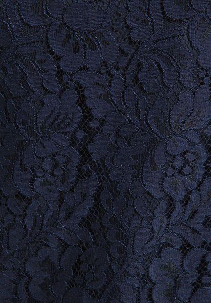 Shoshanna Dresses Navy Lace Patricia View Fullscreen