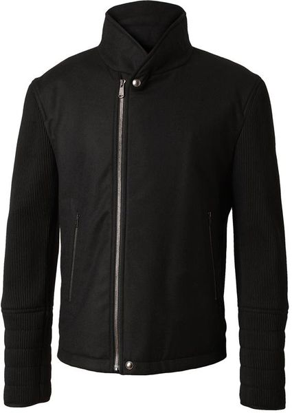 Black Voile Bomber Jacket Description: An ultra thin and semi-sheer bomber jacket is the perfect summer layering piece that provides light coverage and has effortless throw-on appeal.