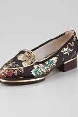 Jason Wu Little Emperor Brocade Loafer - Lyst