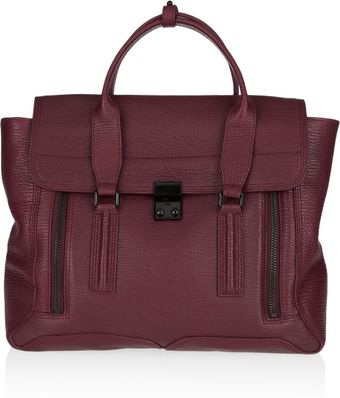 3.1 Phillip Lim Pashli Leather Tote - Lyst