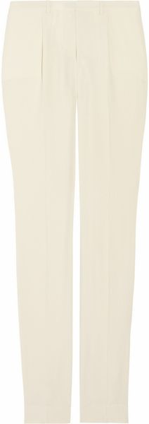 Isabel Marant Kessy Crepe Tapered Pants - Lyst