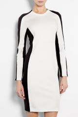 3.1 Phillip Lim Lightweight Long Sleeved Shadow Dress - Lyst