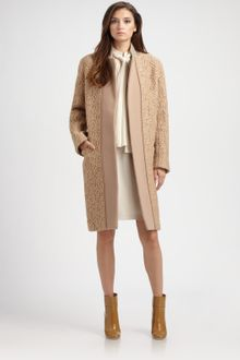 Chloé Lace Coat - Lyst