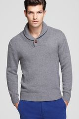 Gant Rugger The Shawler Sweater - Lyst