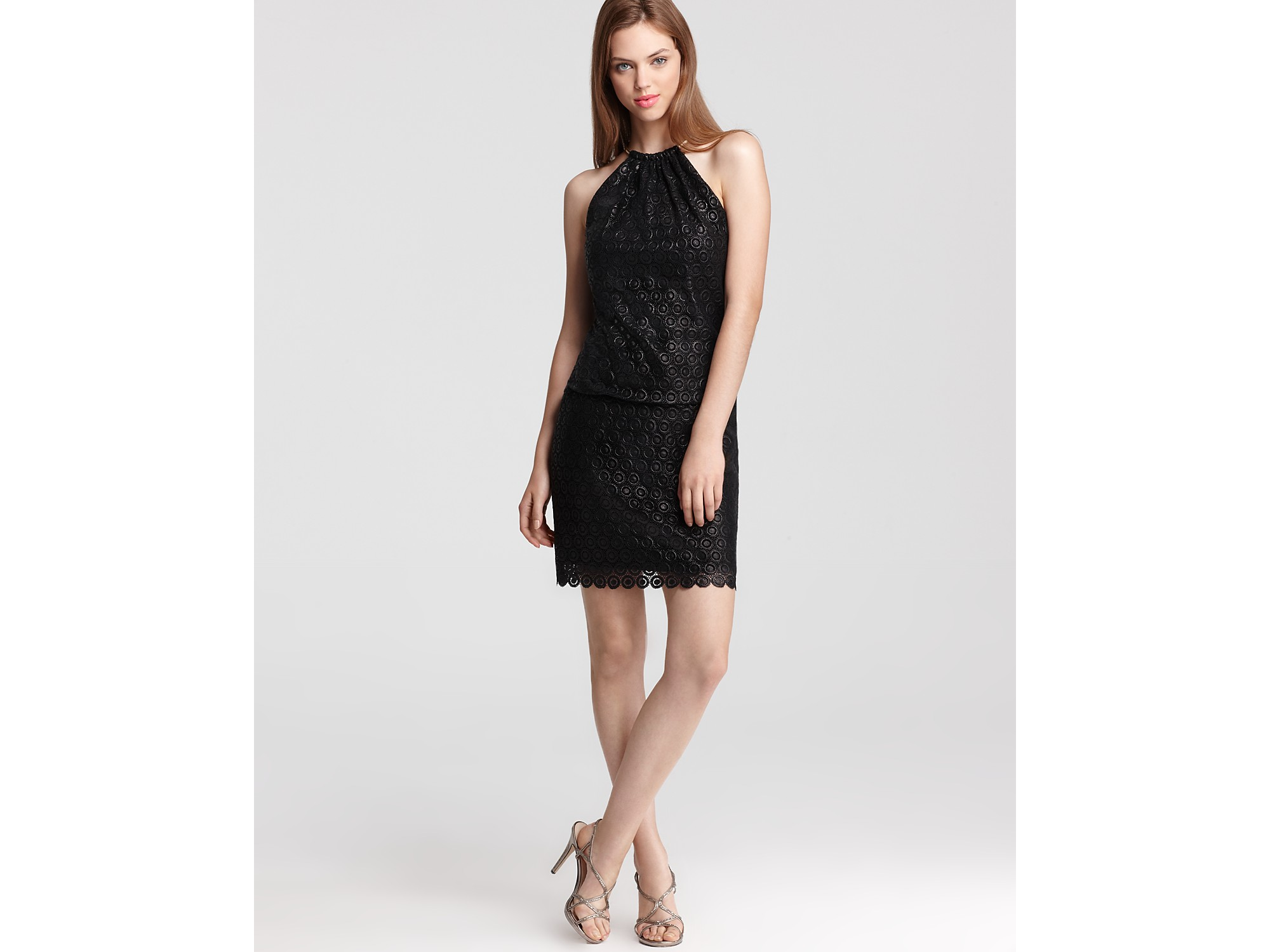 Laundry by Shelli Segal Lace Dress