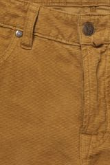 Michael Bastian Horizontal Corduroy Trousers in Yellow for Men (mustard) - Lyst