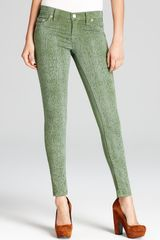 True Religion Mid Rise Super Skinny Jeans in Watermark Rinse  - Lyst