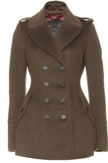 Burberry Prorsum Tailored Virgin Wool Jacket - Lyst