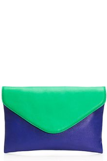 J.Crew Invitation Clutch in Colorblock - Lyst