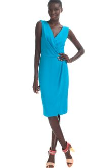 Rachel Roy  Drape Wrap Dress - Lyst