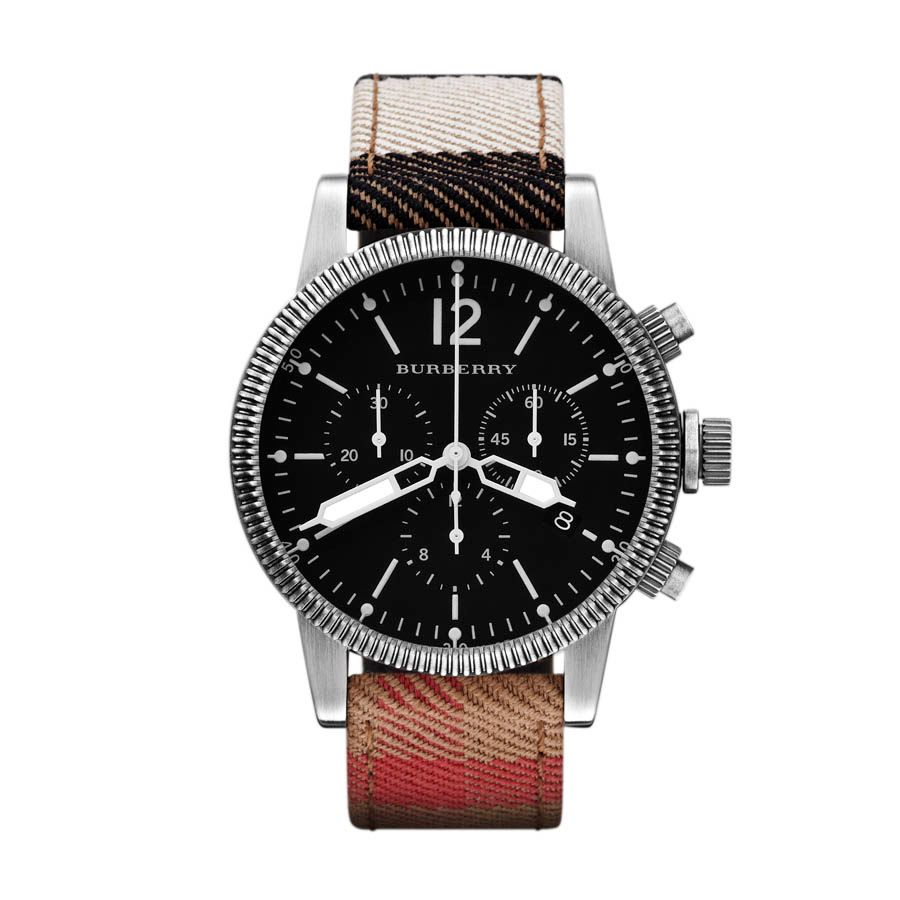 burberry brit mens in brown for lyst