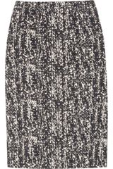 Giambattista Valli Printed Wool Pencil Skirt - Lyst