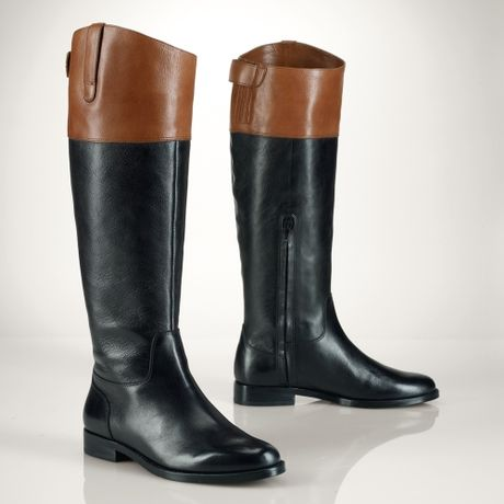 Creative Home  Womens Gt Boots Gt Soda Women Knee High Riding Boots Two Tone