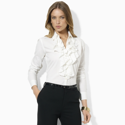 Popular Polos Smart Shirt Looks Almost Like Any Other Sports Shirt Ralph Lauren Had A Half Dozenextremely Bufflooking Men Oddly No Women, Though They Are Working On Womens Designs Wearing The All Black