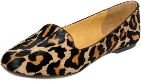 Nine West Panto Flats in Animal (cheetah) - Lyst