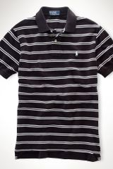 Polo Ralph Lauren Classic Fit Double Stripe Polo - Lyst