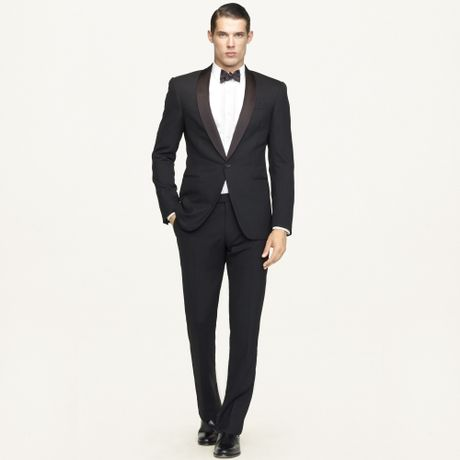 Ralph Lauren Black Label Anthony Shawlcollar Tuxedo in Black for Men - Lyst