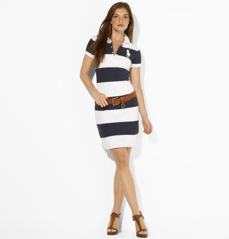 Beautiful Polo Ralph Lauren Women Dresses 3 Blue Ralph Lauren Sale Online Shop