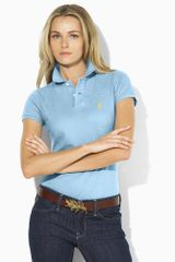 Ralph Lauren Blue Label Classic Fit Polo - Lyst