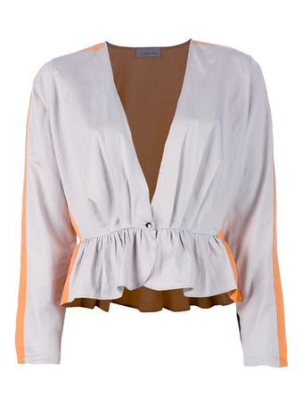 Stine Goya Wish Peplum Jacket - Lyst