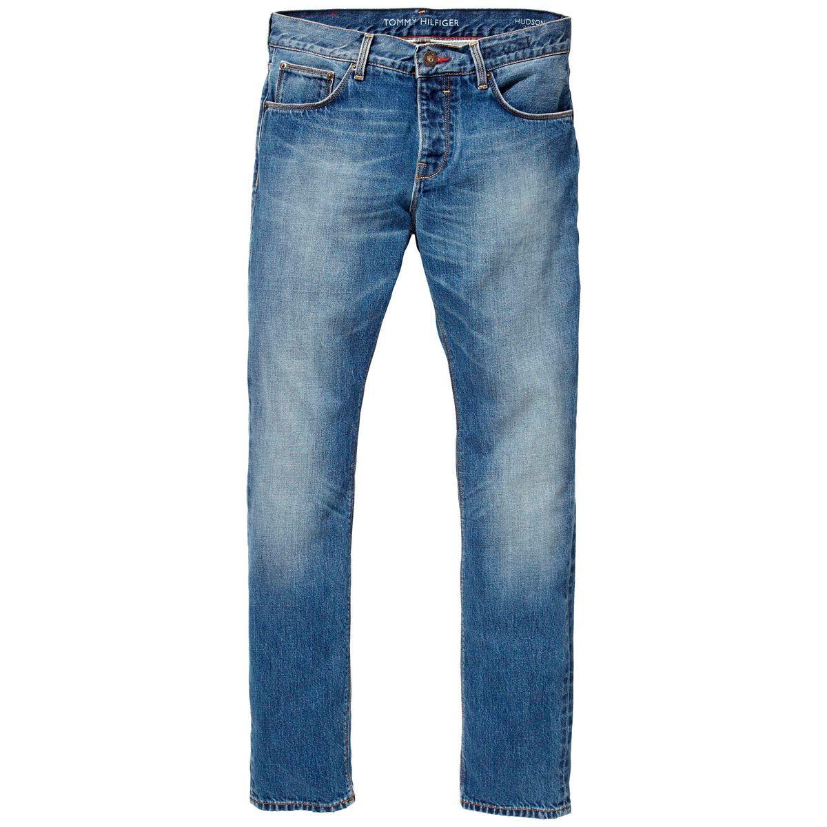 tommy hilfiger madison jeans in blue for men lyst. Black Bedroom Furniture Sets. Home Design Ideas