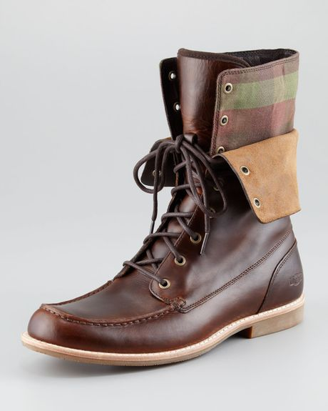 767d16ce151 Ugg Boots Brown Leather - cheap watches mgc-gas.com