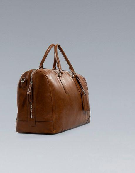 Zara Travel Bags 50