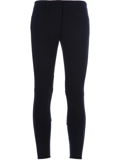 3.1 phillip lim Fuseau Trouser in Black