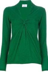 Allude Sweater - Lyst