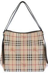 Burberry Brit Tote Bag - Lyst